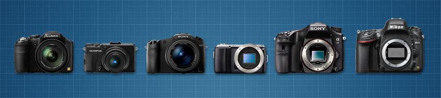 comment choisir son appareil photo numérique
