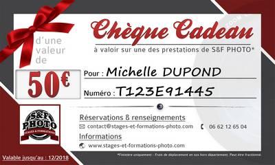 offrir un bon cadeau pour un stage photo dans le Finistère
