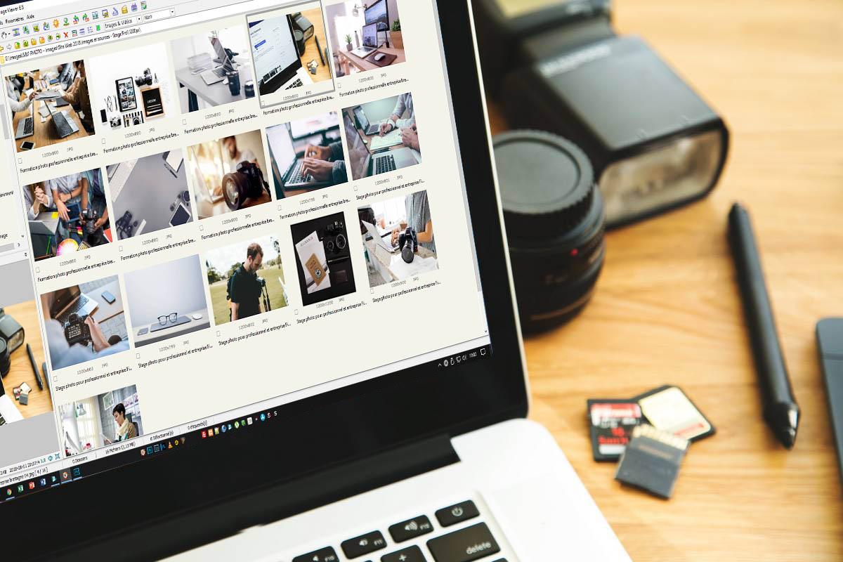 Formations photo pour professionnels Finistère