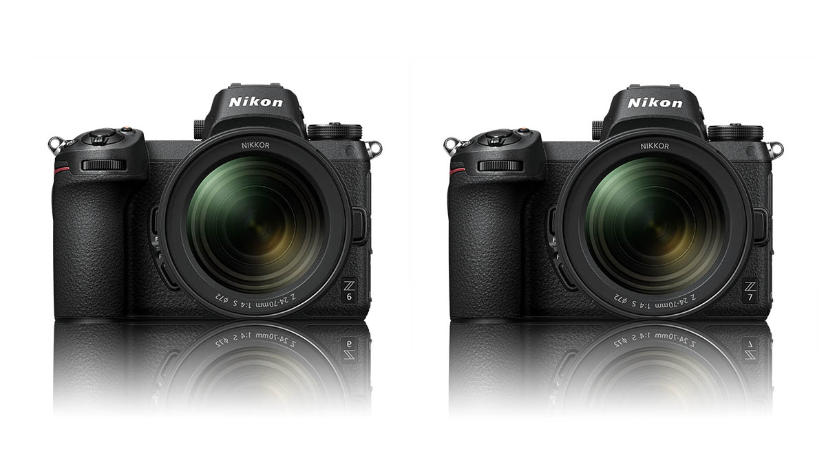Nikon Z7 et Z6, la guerre des hybrides est relancée