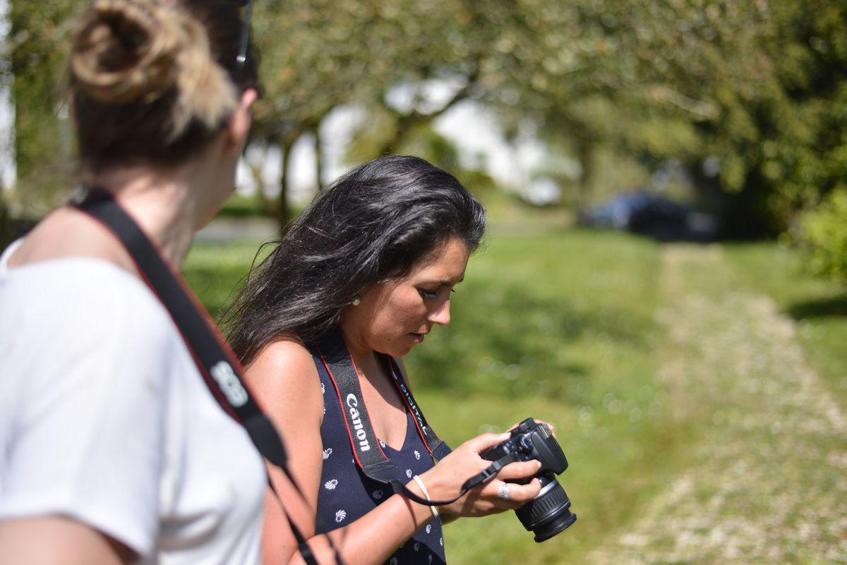 apprendre à utiliser son appareil photo bretagne
