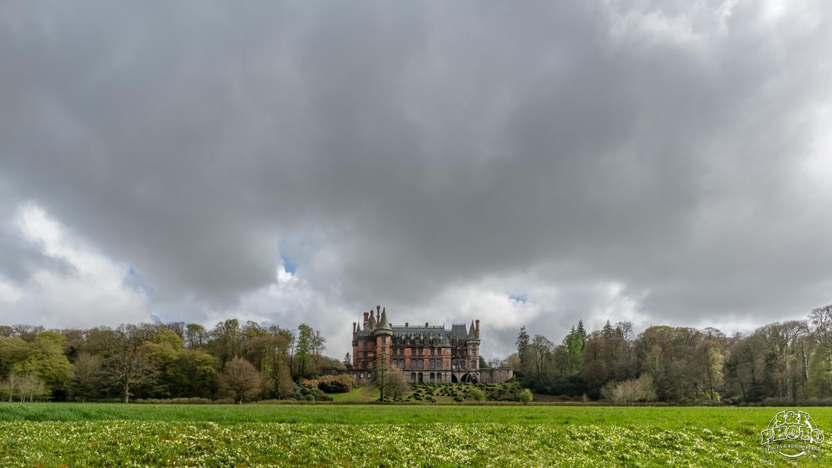 chateau de Trévarez, stage photo paysage finistère