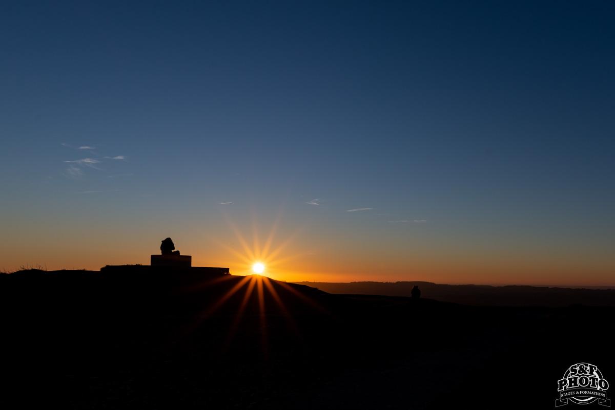 formation photo coucher de soleil